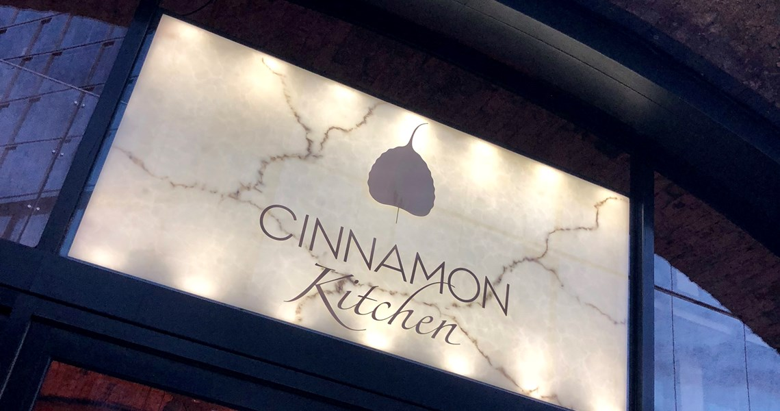 Cinnamon Kitchen Battersea